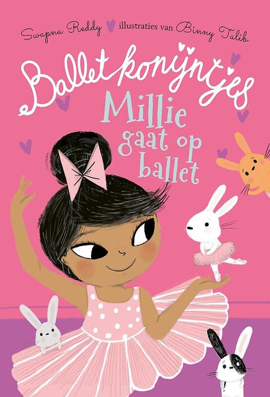 Millie gaat op ballet