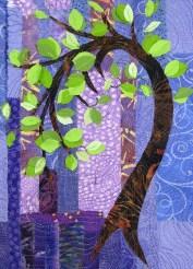 "summer tree 9x12"""