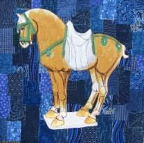 """Tang horse 16x16"""""""