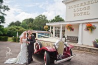Natalie & Adam, Buckerell Lodge Hotel