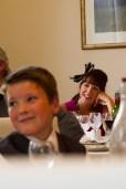 Victoria & Jamie, The Fox & Hounds Hotel, Eggesford