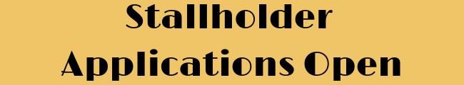 stallholder applications open for the art deco festival
