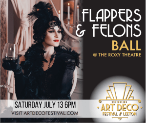 Flappers and felons