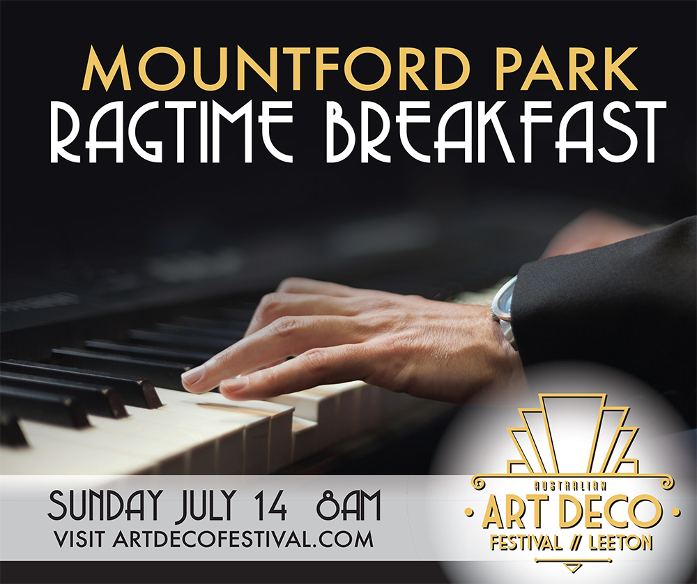 Mountford Park Ragtime Breakfast Leeton