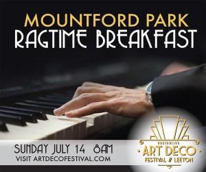 Mountford Park Ragtime Breakfast Leeton