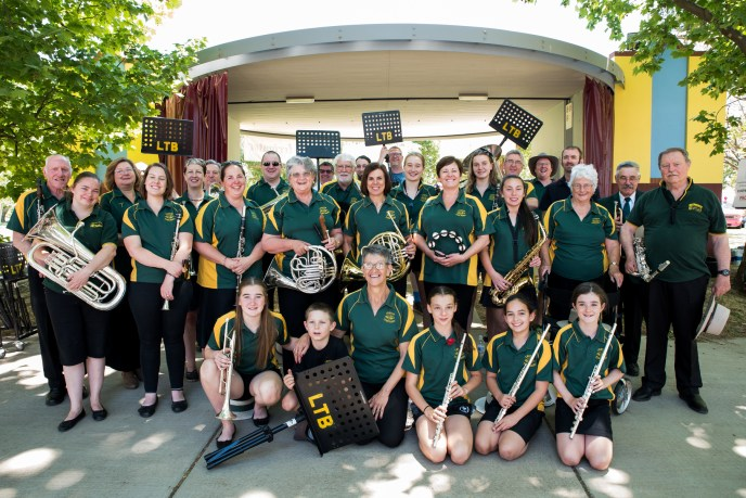 Introducing Leeton's very own Town Band