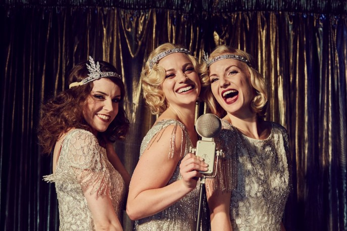 A non-stop night of 1920s Entertainment