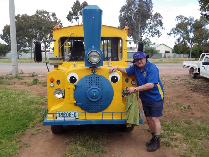 Our beloved Lions Club of Leeton