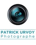 logo patrick urvoy photographe