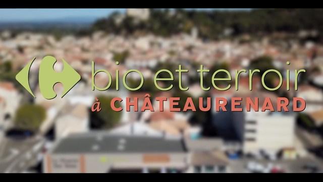 Carrefour bio et terroir Chateaurenard