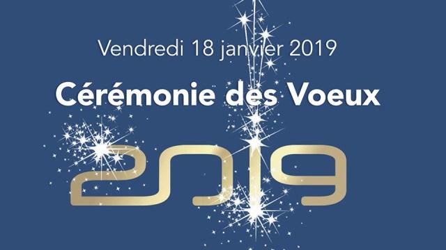 Vœux 2019 du Maire de Lambesc