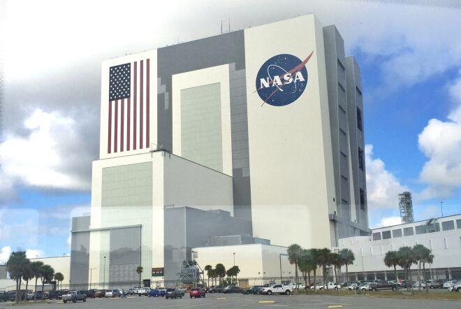 Florida - NASA Raketenwerkstatt