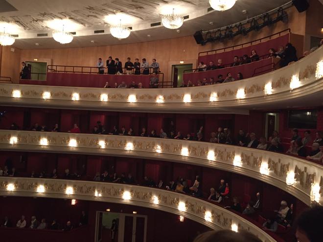 Skiurlaub Innsbruck Oper