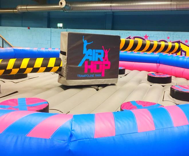 Air Hop - Sprunganlage