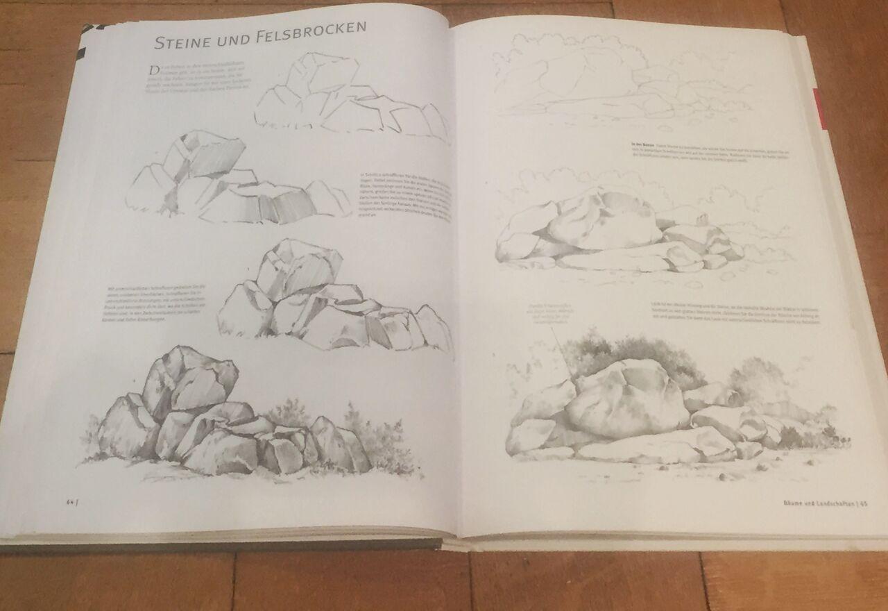 Die Kunst Des Zeichnens Zeichnen Lernen Schritt Fur Schritt