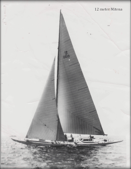 "My website dedicated to sailboat ""Mitena"""