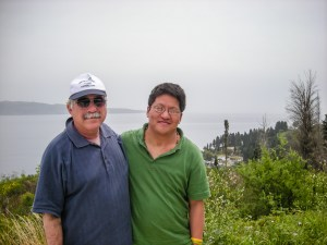 Joel & Bart Goldstein, Greece, 2012