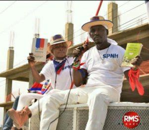 Haïti : Division au sein du SPNH-17, Abelson Gros Nègre jette l'éponge et déshabille ses collègues