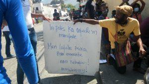 Petit-Goâve : Enlèvement de Me Abbias Édumé, les avocats ferment les portes du Palais de Justice