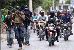 """Haïti-Affrontements : Quatre (4) membres de """"Fantom 509"""" tués lors des protestations des rues"""