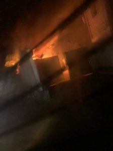 Haïti- Insécurité : Incendie à Odivin Hôtel des Gonaïves