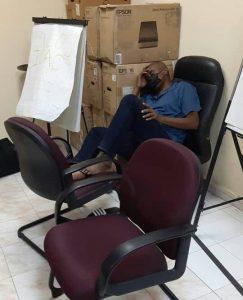Haïti-Justice : Libération du juge à la Cour de Cassation, Yvickel Dabrézil