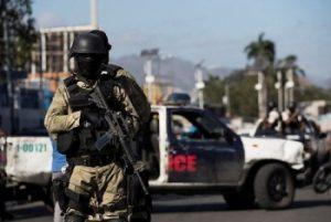 Haïti : Affrontements armés à Port-au-Prince