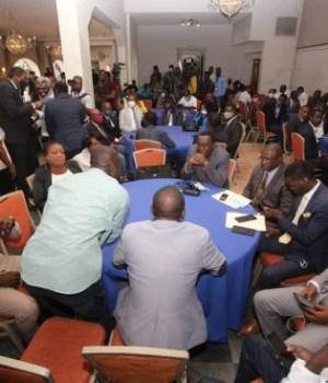 Haïti-Nouvelle Constitution : L'avant projet remis aux partis politiques