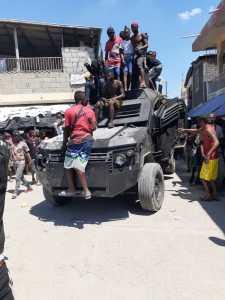 Haïti-Insécurité : Des policiers tués et d'autres blessés lors d'une opération au Village de Dieu