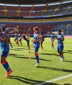 Haïti-Sport: Élimination des U-23 pour les J.O