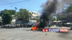 Haïti-Protestation : Nouvelle journée de mobilisation à Port-au-Prince