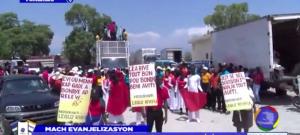 Port-au-Prince -Insécurité : Des bandits armés de Village de Dieu évangélisés