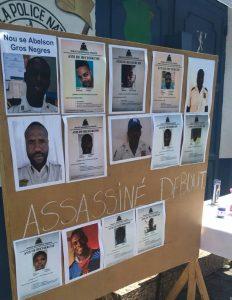 Haïti : Le SPNH-17 crient ô scandale