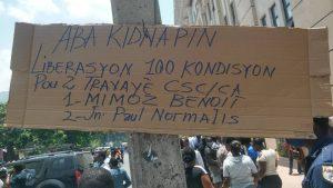 Haïti-Kidnapping: Libération des employés de la Cour Supérieure des Comptes
