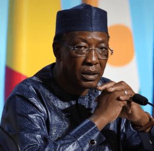 Tchad : Mort du président Idriss Déby
