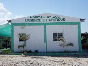 Haïti-Covid-19 : Saturation de l'hôpital Saint-Luc, informent les responsables