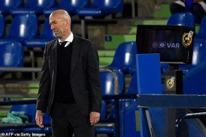 Foot-Espagne : C'est fini entre le Real de Madrid et Zinedine Zidane