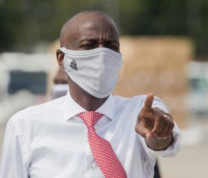 Haïti-Covid-19: Jovenel Moïse annonce l'arrivée de 2 millions de doses