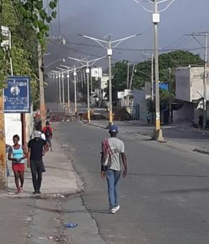 Haïti-Insécurité : panique à Delmas