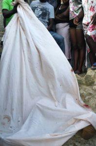 Haïti-Criminalité : Une femme décapitée par son homme