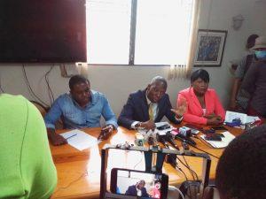 """Haïti-Pétrocaribe : L'ordonnance du juge Ramoncite Accimé est une """"œuvre complaisante"""", selon des avocats plaignants"""