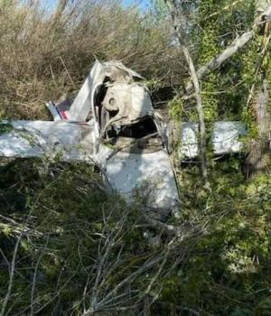 Haïti-Drame : 4 morts et 2 blessés dans un crash d'avion à Léogane