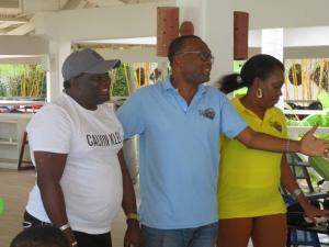 Haïti-Santé : Malade, Carl Dieudonné responsabilise Rony Colin et Desras Simon Dieusseul
