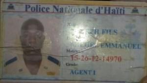 Tabarre (Ouest)-Insécurité : Un policier Agent I tué par balle