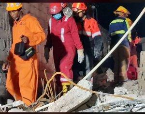 Haïti-Séisme Séisme : 24 personnes retrouvées en vie sous les décombres