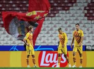 LDC : Le Barça étrillé
