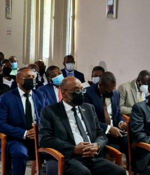 Haïti-Justice : Reprise des activités au CSPJ