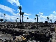 ruins at Megiddo