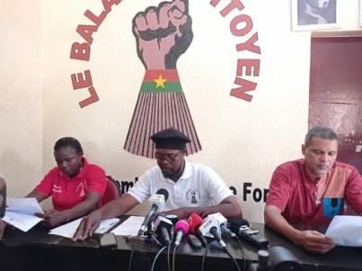 Procès Thomas Sankara: L'absence de Blaise Compaoré ne saurait empêcher sa tenue, selon le Balai citoyen