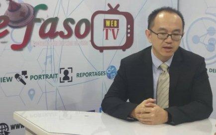 Coronavirus: «Mon pays est prêt à apporter son aide  pour soutenir le Burkina Faso» selon Xu Fei, chargé d'affaires de l'Ambassade de Chine